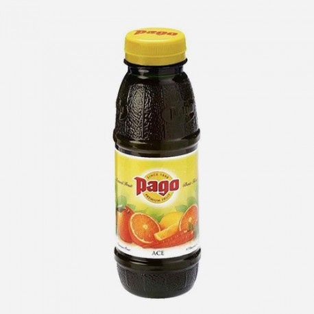 Pago Orange/Carotte/Citron 33cl